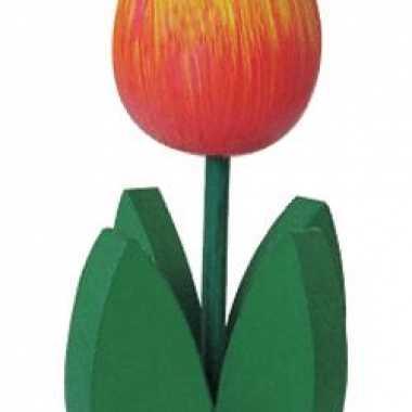 Bloemen decoratie tulporanje