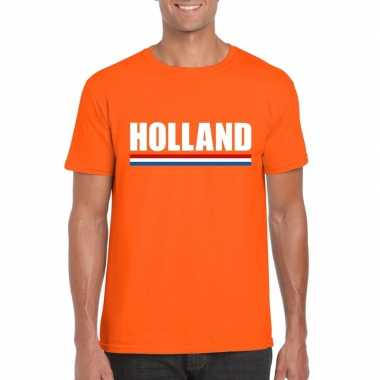 Holland supporter shirt oranje heren