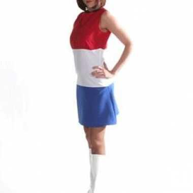 Nederlandse vlag jurk dames