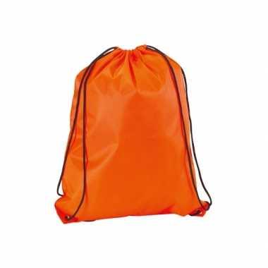 Neon oranje gymtasje