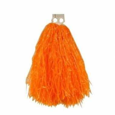 Oranje cheerballs 33 cm