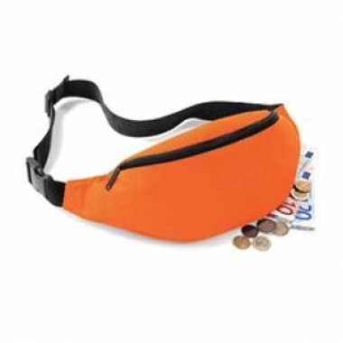 Oranje heuptassen 2 5 liter