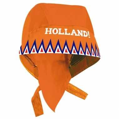 Oranje holland bandanas
