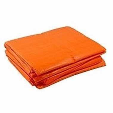 Oranje koningsdag zeilen 6 x 8 meter