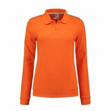 Webwinkel Kleding Dames.Oranje Kleding Dames Sweater Edam Volendam