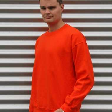 Oranje Trui.Oranje Trui Heren Oranje Webwinkel Nl