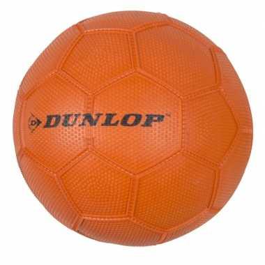 Oranje voetbal beginnende voetballer maat 3