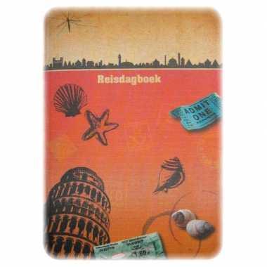 Oranje wereldreis dagboek