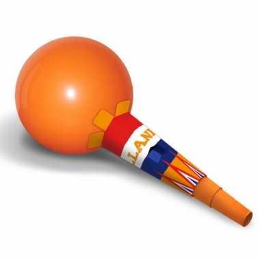 Sambashaker ballon oranje
