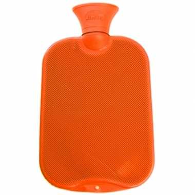 Warmtekruik oranje 2 liter
